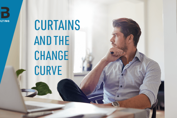 Curtains and the Change Curve